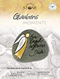 The Art of Stone Glaubens Momente - EIN Engel begleitet Dich - Serie 4, Motiv 20 Handbemalter Naturstein Unikat