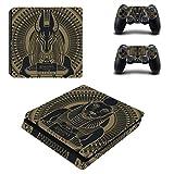 Playstation 4+2 Controller Design Sticker Protector Set - Assassins Creed Origins (3) /PS4 S