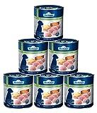 Dehner Premium Hundefutter Sensitive Huhn und Kartoffeln, 6 x 800 g (4.8 kg)