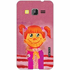Design Worlds Samsung Galaxy Core Prime Back Cover Designer Case and Covers