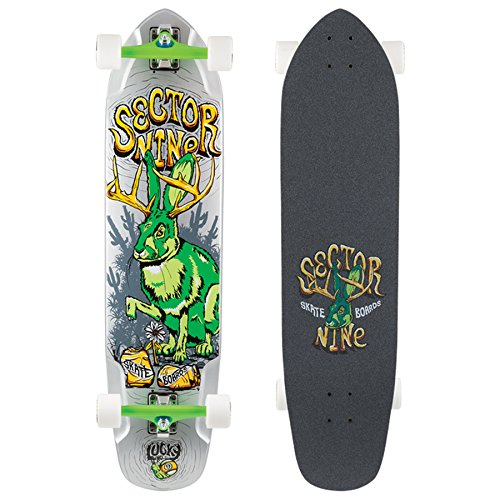 Sector 9 Longboards - Sector 9 Mini Daisy 16 Complete - 37.5 Inch