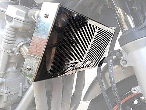 Grille de radiateur Suzuki GSF650 Bandit argent