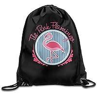 KITTE feamingo Colorful puerto bolsa un tamaño