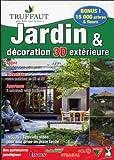 Jardin et décoration extérieure 3D...