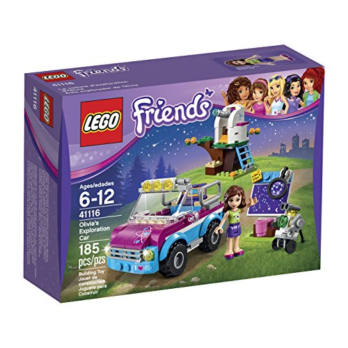 LEGO Friends Olivia s Exploration Car 41116