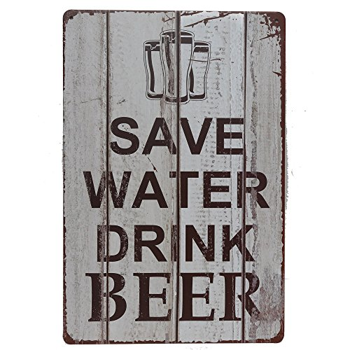Store2508™ Vintage Metal Tin Sign Plaque Wall Art Poster Sheet For Home Cafe Bar Pub Beer (30x20 Cms). (33)