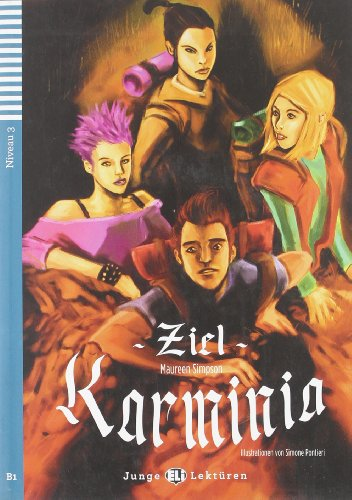 Ziel Karminia (1CD audio)