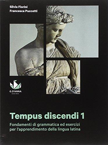 Tempus discendi ,Volume 1