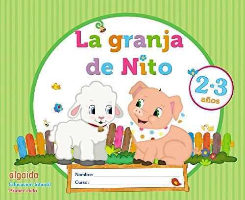 La granja de Nito 2-3 años - 9788490677452 por Leonor Cavada Jurado