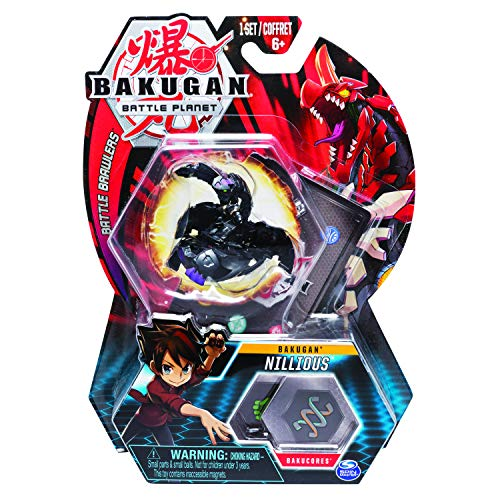 BAKUGAN 6045148 Core 1 Pack Assortment (Styles May Vary-One Supplied), Multi Colour