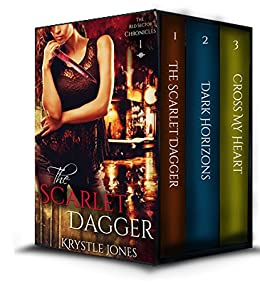 The Red Sector Chronicles Trilogy Boxed Set by [Jones, Krystle]