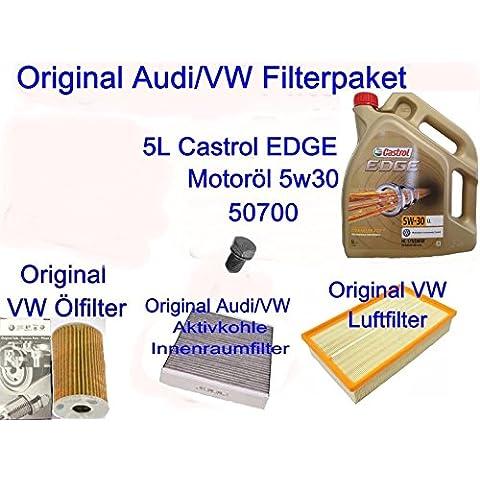 Filtro pacchetto Audi A38V1Sport Back Seat Leon ST VW Golf VI VII 1.62.0TDI