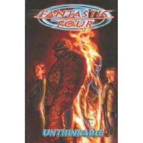 Unthinkable: 2 (Fantastic Four) by Mark Waid (1-De...