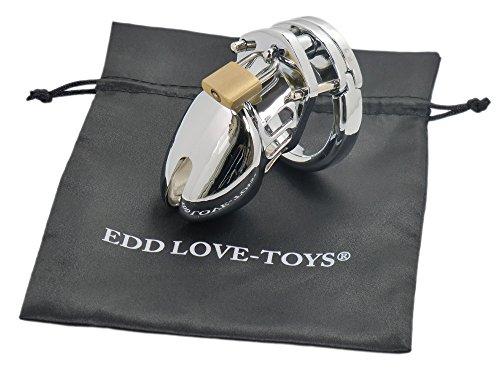 Edd Love Toys® Keuschheitsgürtel für Männer - 2