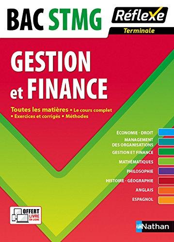 Toutes les matires Terminale STMG - Gestion et Finance