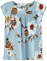 Promod Bluse mit Schmetterlingsärmeln