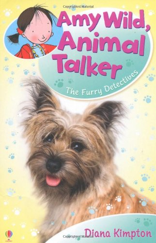 Amy Wild, Animal Talker: Furry Detective