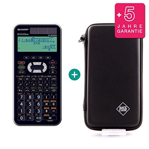 Sharp EL W550XG + Schutztasche + Erweiterte Garantie