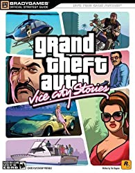 Grand Theft Auto: Vice City Stories Official Strategy Guide for PlayStation Portable (Bradygames) by BradyGames (2006-10-30)
