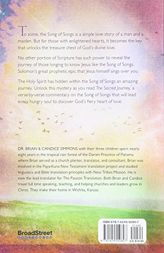 Gods-Relentless-Pursuit-of-Our-Affection-Song-of-Songs-A-Divine-Romance-Devotional-The-Passion-Translation