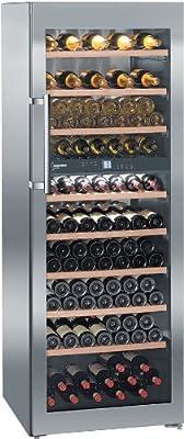 Liebherr WTes 5972 Vinidor - 2 Temperature Zone Wine Cabinet by Liebherr