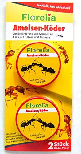 Florelia Ameisen-Köder 2 Stück