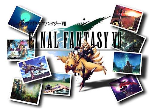 Final Fantasy 7 Lösungsbuch