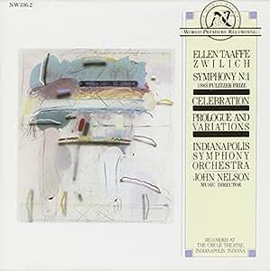 Zwilich : Symphonie n° 1