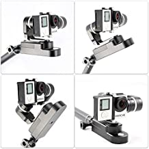 Feiyu Tech PH-FY-WG - Gimbal para bicicleta, color negro
