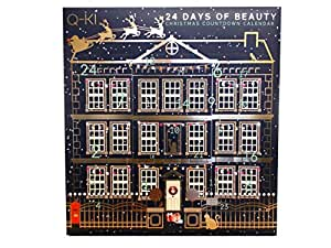 q ki 24 days of beauty christmas countdown advent calendar. Black Bedroom Furniture Sets. Home Design Ideas