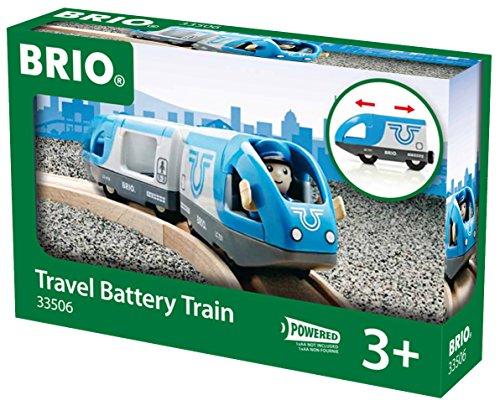 Brio 33506 - Treno Passeggeri a Batterie