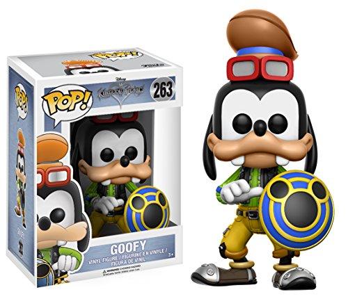 Funko Pop Goofy (Kingdom Hearts 263) Funko Pop Kingdom Hearts