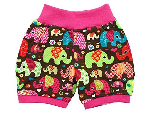 Kleine Könige Corto Pantalones Bombachos Bebé Niña Shorts · Modelo Fiesta de...