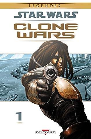 Star Wars - Clone Wars T01