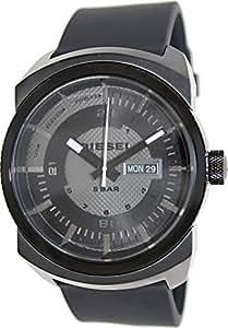 Diesel - DZ1262 - Montre Homme - Quartz Analogique - Bracelet en Plastique Noir