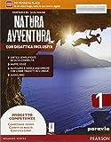 Natura avventura. Con Didattica inclusiva. Per la Scuola media. Con e-book. Con espansione online: 1