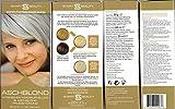 Smart Beauty Aschblond Intensiver Haaraufheller & Plantinblond Pflegetönung 115 ml