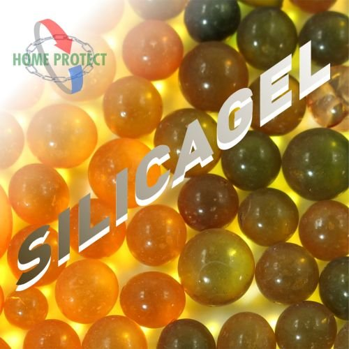 Silica-Gel Trockenperlen Luftentfeuchter Trockenmittel Größe 1000 g