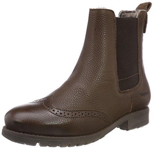 Bisgaard Mädchen 51003218 Chelsea Boots, Braun (304-1 Coffee), 34 EU