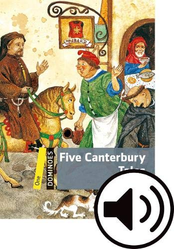 Dominoes 1. Five Canterbury Tales MP3 Pack por Geoffrey Chaucer