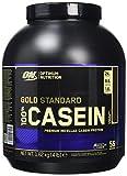 Optimum Nutrition Gold Standard Casein Powder, 1.82 kg- Chocolate Supreme