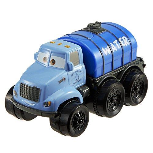 Cars- Jouet d'eau Course Aquatique-M. Drippy, FCP10