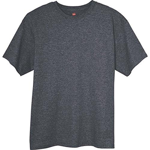 Hanes Mens T-Shirt (5250) Carbon, meliert