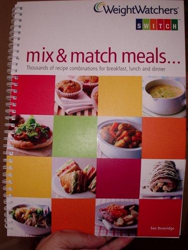 weight-watchers-mix-and-match-menu-plans