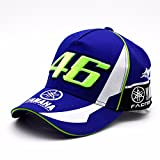 VALENTINO ROSSI Casquette Officielle Yamaha Factory M1, Moto GP, New 2018 !!!