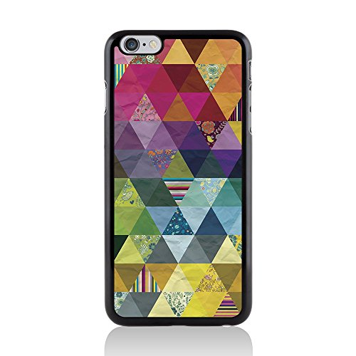 Apple iPhone 6 Plus/6S Plus Schutzhülle Hartschale Back Cover By Call Candy Patchwork