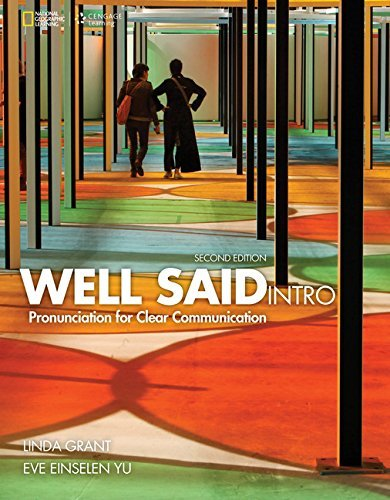 Well Said Intro (Well Said, New Edition) - Standalone book by Linda Grant (2016-06-23)