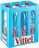 Vittel Natürliches Mineralwasser Einweg, (6 x...