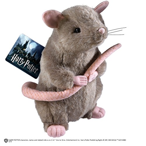 Harry Potter - Scabbers the mouse Plush - 22cm 9""