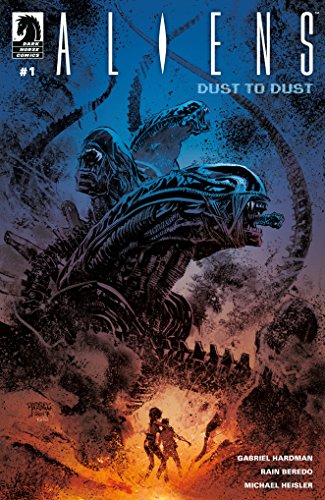 Aliens: Dust to Dust (English Edition)